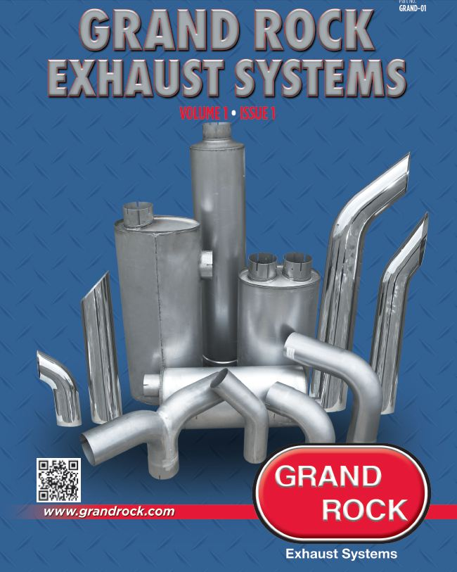 Grand Rock Exhaust Pipes Catalog